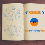 PUBLICIDAD vs CONTENIDO