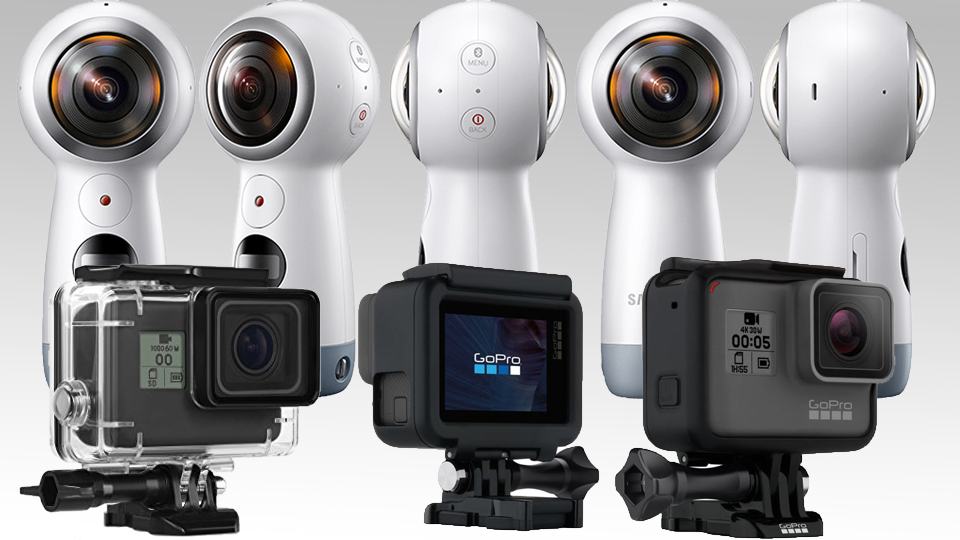 GOPRO Y FOTOGRAFÍA Y VÍDEO 360º